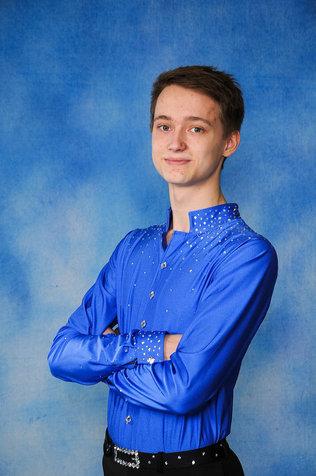 Junioripoikien PM-hopeamitalisti 2015 Tino Olenius
