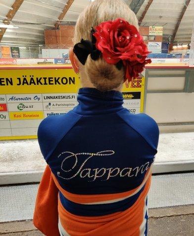 Ulla Tapparan väreissä