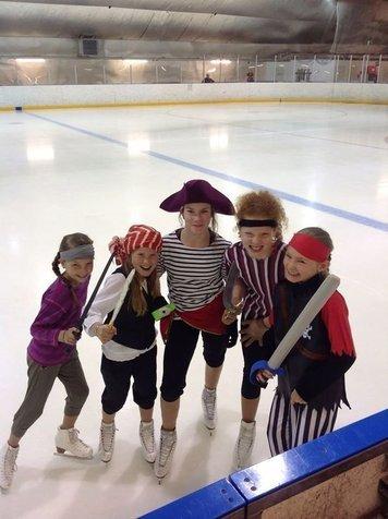 Kilparyhmä 2: Pirates