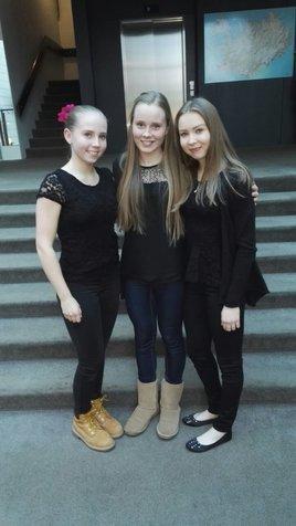 Essi, Hanna ja Joanna