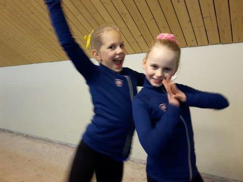 B-silmut Ulla ja Heta