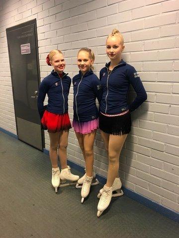 Unna, Ulla ja Henna
