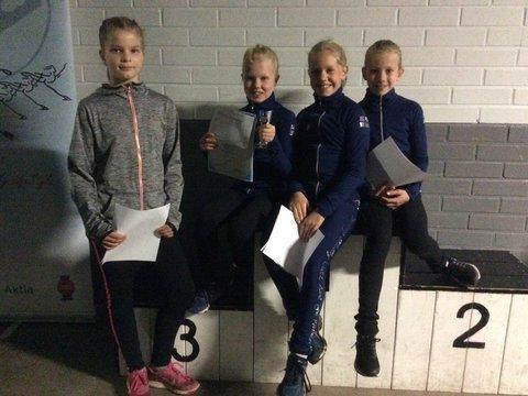 A-silmut (vas.) Elli, Unna, Ulla ja Sini