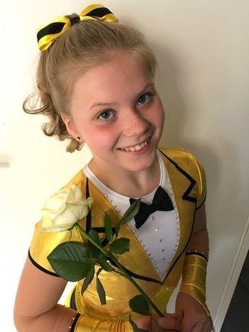 Olivia Lisko luisteli hienosti SM-noviisien neljänneksi
