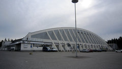 Hakametsä 1 (Tampereen jäähalli)