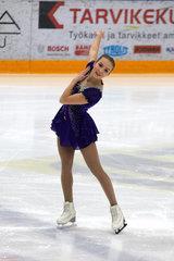 Joanna Kallela lyhytohjelma